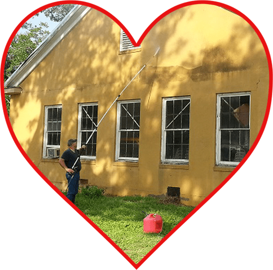 power washing el campo tx